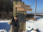 New Signage at Kemper Woods